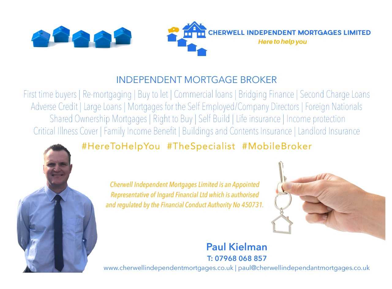 Cherwell Independent Mortgages Limited - Banbury Chamber